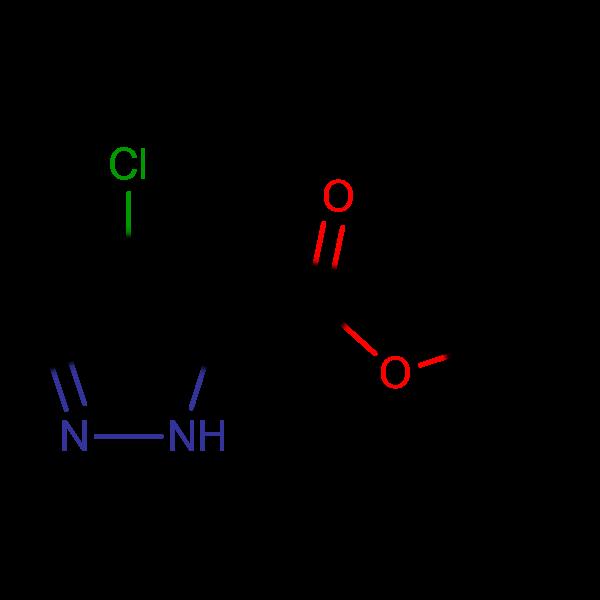 4-Chloro-2H-pyrazole-3-carboxylic acid methyl ester