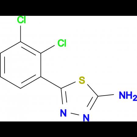 5-(2,3-Dichlorophenyl)-1,3,4-thiadiazol-2-amine