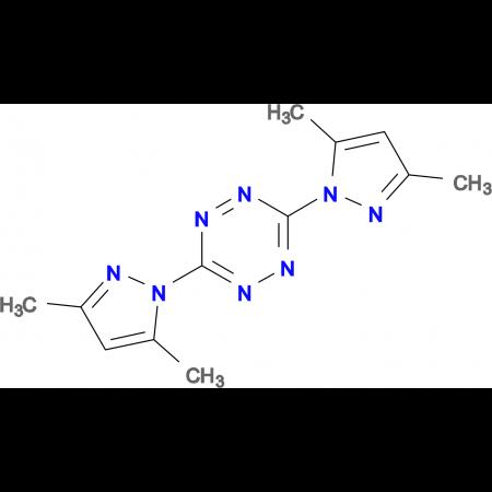 3,6-Bis(3,5-dimethyl-1H-pyrazol-1-yl)-1,2,4,5-tetrazine