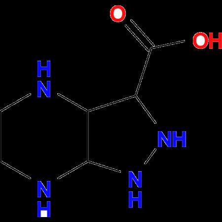 1H-pyrazolo[3,4-b]pyrazine-3-carboxylic acid