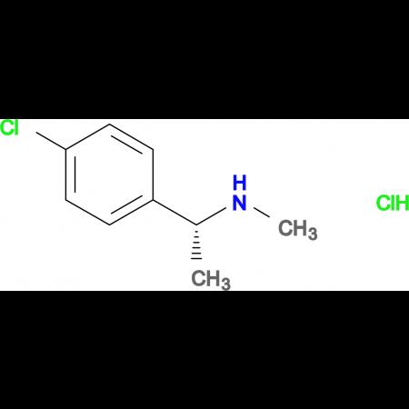 (R)-1-(4-Chlorophenyl)-N-methylethanamine hydrochloride