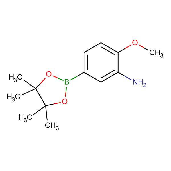 2-Methoxy-5-(4,4,5,5-tetramethyl-1,3,2-dioxaborolan-2-yl)aniline