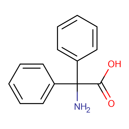 2-Amino-2,2-diphenylacetic acid