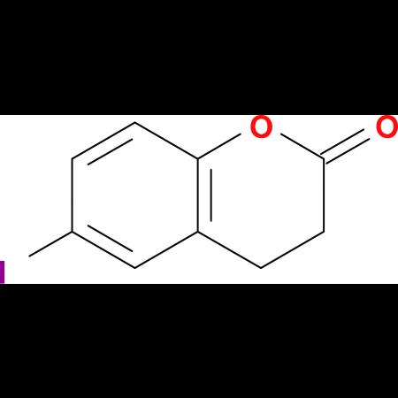 6-Iodochroman-2-one