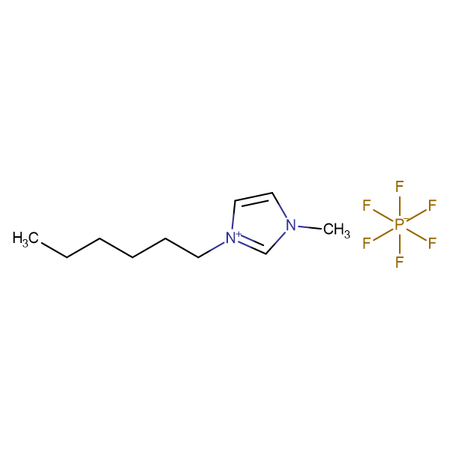 1-Hexyl-3-methyl-1H-imidazol-3-ium hexafluorophosphate(V)