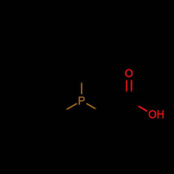 2-(Diphenylphosphino)acetic acid