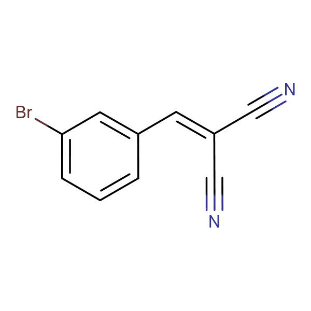 (3-bromobenzylidene)malononitrile