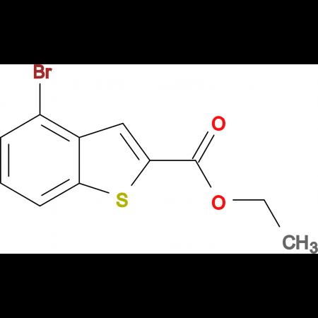 ethyl 4-bromo-1-benzothiophene-2-carboxylate