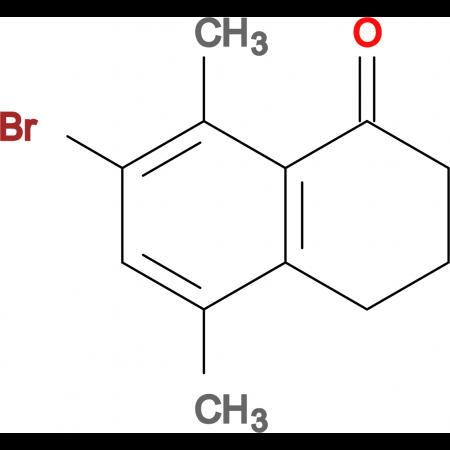 7-Bromo-5,8-dimethyl-3,4-dihydronaphthalen-1(2H)-one