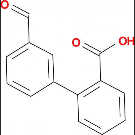 3'-formyl-1,1'-biphenyl-2-carboxylic acid
