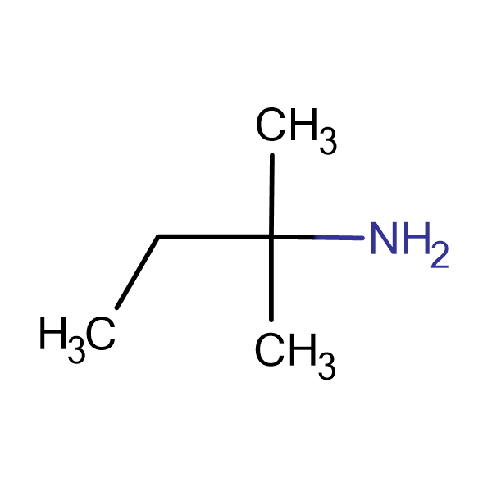2-methylbutan-2-amine