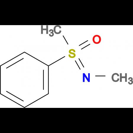 methyl(methylimino)(phenyl)-lambda6-sulfanone