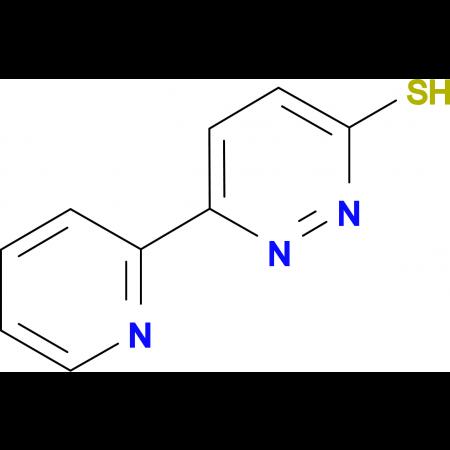 6-(pyridin-2-yl)pyridazine-3-thiol
