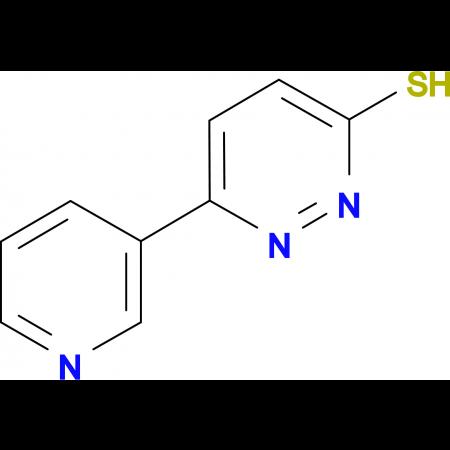 6-(pyridin-3-yl)pyridazine-3-thiol