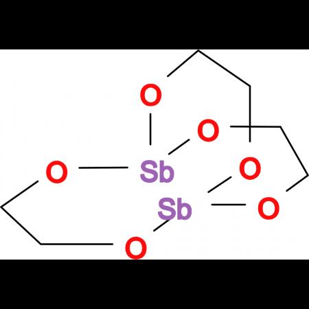Poly(Antimony Ethylene Glycoxide)