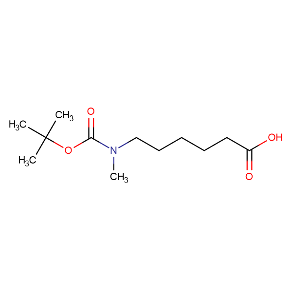6-(tert-Butoxycarbonyl-methyl-amino)-hexanoic acid