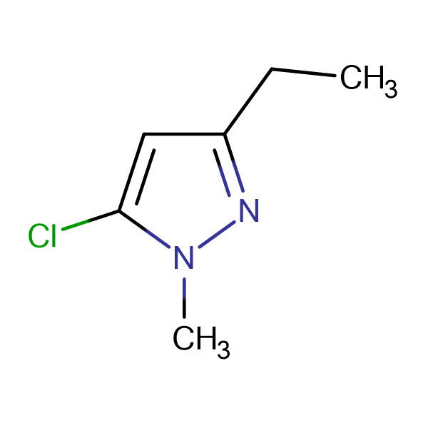 5-Chloro-3-ethyl-1-methyl-1H-pyrazole