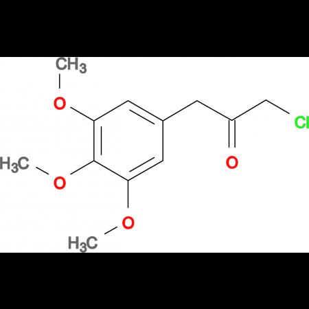 1-chloro-3-(3,4,5-trimethoxyphenyl)propan-2-one