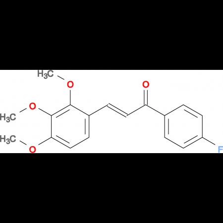 (2E)-1-(4-fluorophenyl)-3-(2,3,4-trimethoxyphenyl)prop-2-en-1-one