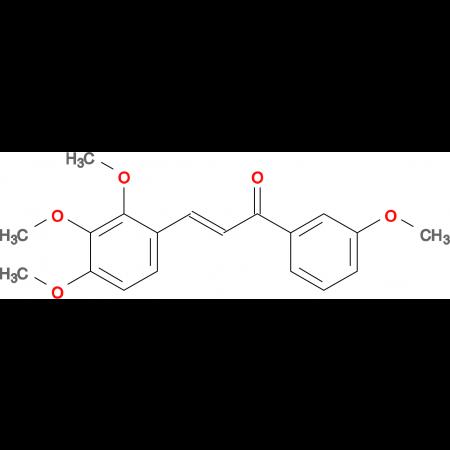 (2E)-1-(3-methoxyphenyl)-3-(2,3,4-trimethoxyphenyl)prop-2-en-1-one