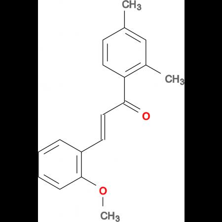 (2E)-1-(2,4-dimethylphenyl)-3-(2-methoxyphenyl)prop-2-en-1-one