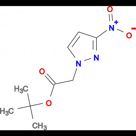 tert-butyl 2-(3-nitro-1H-pyrazol-1-yl)acetate