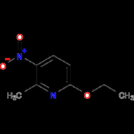 6-ETHOXY-2-METHYL-3-NITROPYRIDINE