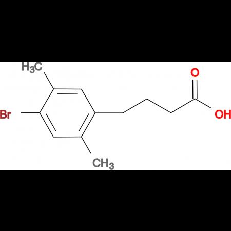 4-(4-BROMO-2,5-DIMETHYLPHENYL)BUTANOIC ACID
