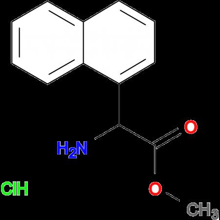 METHYL 2-AMINO-2-(NAPHTHALEN-1-YL)ACETATE HCL