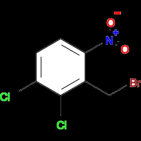 2-(BROMOMETHYL)-3,4-DICHLORO-1-NITROBENZENE