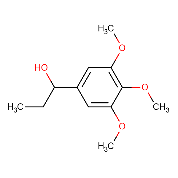 1-(3,4,5-TRIMETHOXYPHENYL)PROPAN-1-OL