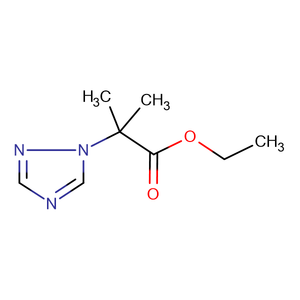 ETHYL 2-METHYL-2-(1H-1,2,4-TRIAZOL-1-YL)PROPANOATE