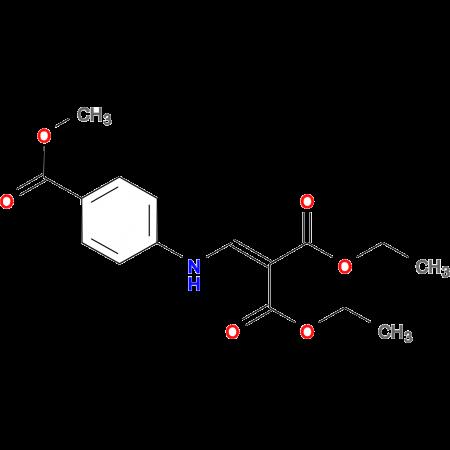 DIETHYL 2-(((4-(METHOXYCARBONYL)PHENYL)AMINO)METHYLENE)MALONATE