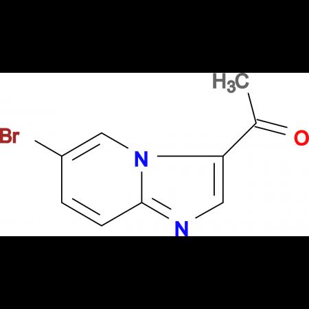 1-(6-BROMOIMIDAZO[1,2-A]PYRIDIN-3-YL)ETHANONE