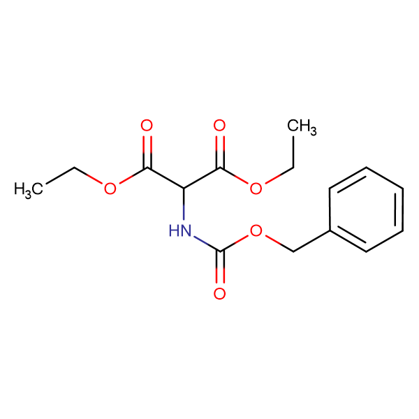 DIETHYL 2-(BENZYLOXYCARBONYLAMINO)MALONATE