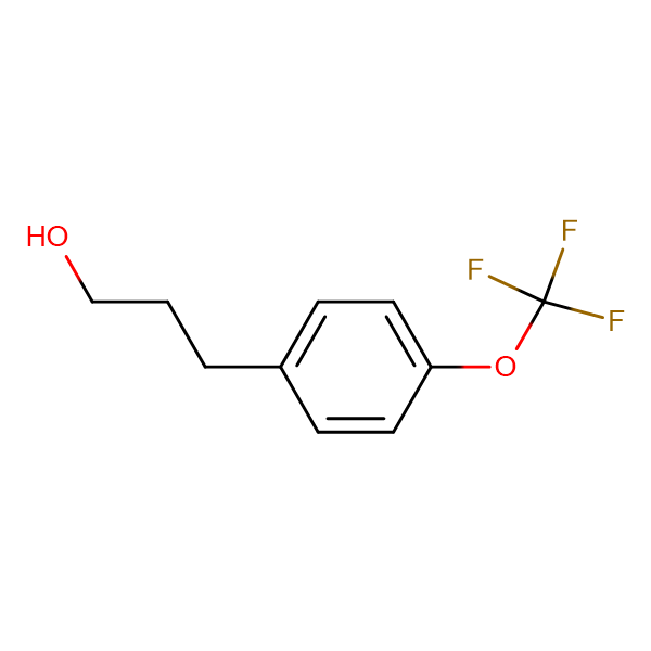 3-(4-(TRIFLUOROMETHOXY)PHENYL)PROPAN-1-OL