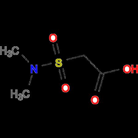2-(N,N-DIMETHYLSULFAMOYL)ACETIC ACID