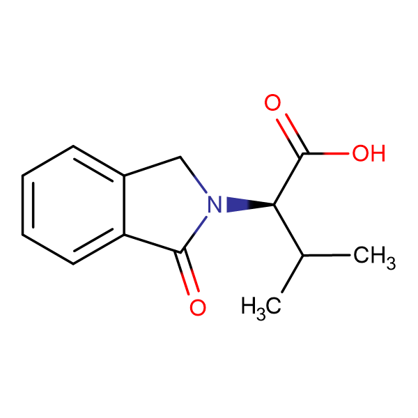 (R)-3-METHYL-2-(1-OXOISOINDOLIN-2-YL)BUTANOIC ACID