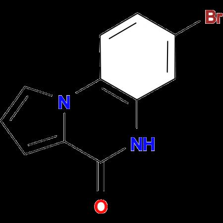 7-BROMOPYRROLO[1,2-A]QUINOXALIN-4(5H)-ONE