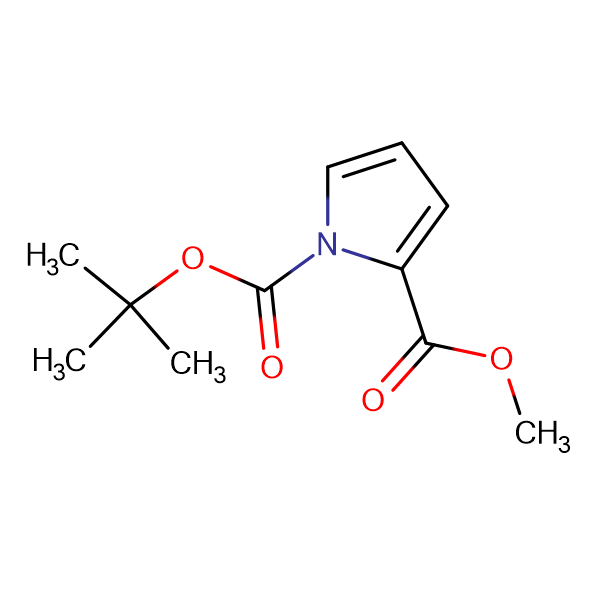 1-tert-Butyl 2-methyl 1H-pyrrole-1,2-dicarboxylate