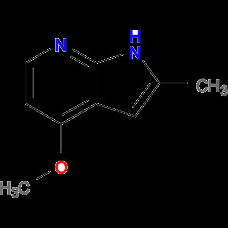4-Methoxy-2-methyl-1H-pyrrolo[2,3-b]pyridine