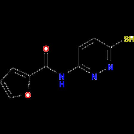 N-(6-sulfanylpyridazin-3-yl)furan-2-carboxamide