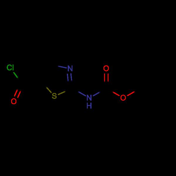 tert-Butyl (5-(chlorocarbonyl)thiazol-2-yl)carbamate