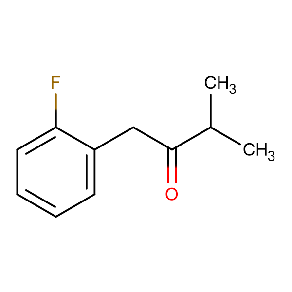 1-(2-Fluorophenyl)-3-methylbutan-2-one 10-543684 | Cymit ...