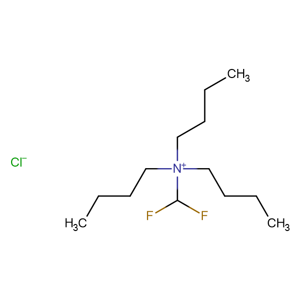 N-Difluoromethyltributylammonium chloride