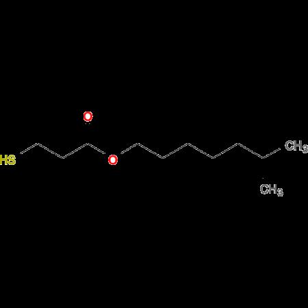 6-Methylheptyl 3-mercaptopropanoate