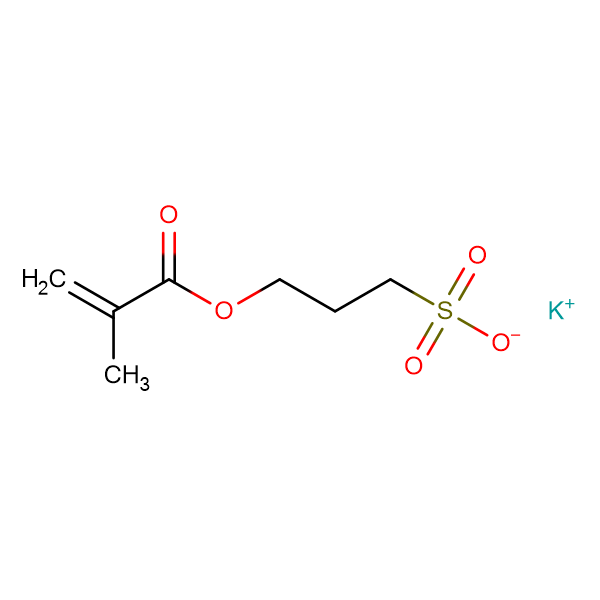 3-Sulfopropyl Methacrylate Potassium Salt