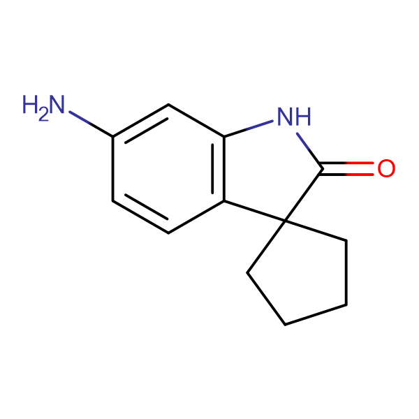 6'-Aminospiro[cyclopentane-1,3'-indolin]-2'-one