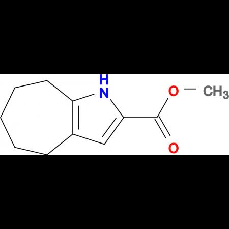 Methyl 1,4,5,6,7,8-hexahydrocyclohepta[b]pyrrole-2-carboxylate