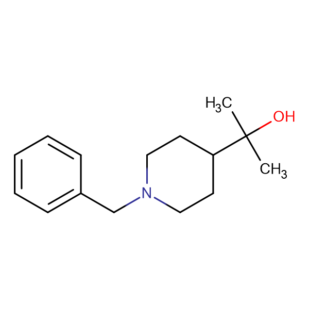 2-(1-Benzylpiperidin-4-yl)-2-propanol